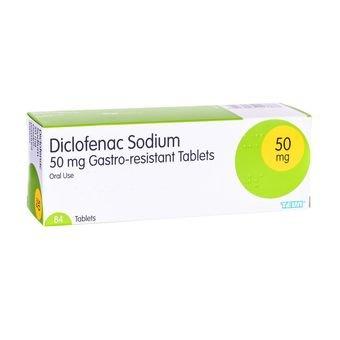diclofenac tablets