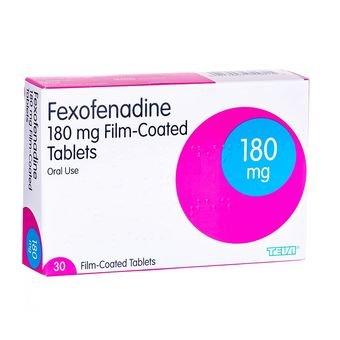 fexofenadine online
