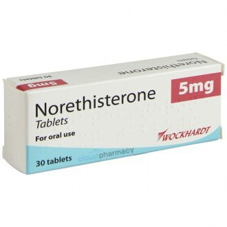 Norethisterone 5mg Tablets