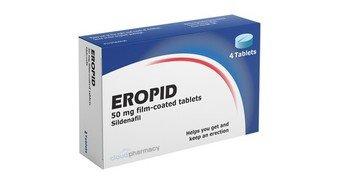 Eropid 50mg tablets