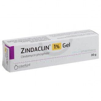 Buy Zindaclin Gel
